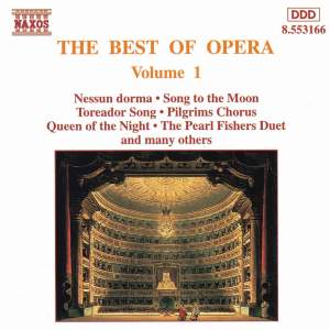 The Best of Opera Vol. 1 Product Image