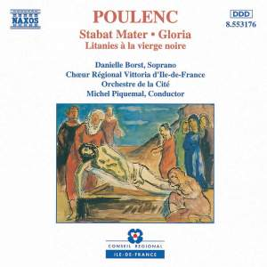 Poulenc: Stabat mater, etc. Product Image