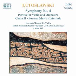 Lutosławski: Symphony No. 4 & other orchestral works