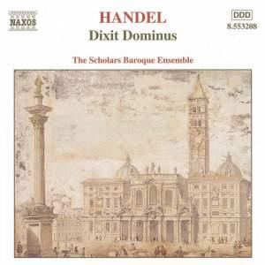 Handel: Dixit Dominus Product Image