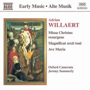Willaert: Choral Works