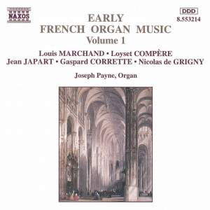 Early French Organ Music, Vol. 1