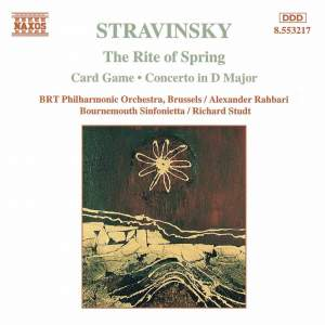 Stravinsky: The Rite of Spring, etc. Product Image