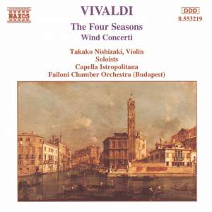 Vivaldi: The Four Seasons, Wind Concerti