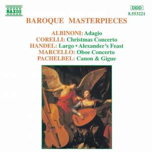 Baroque Masterpieces Product Image