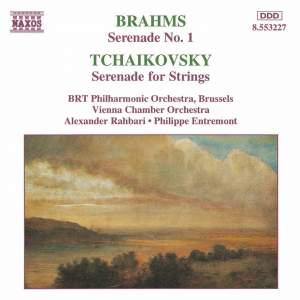 Brahms & Tchaikovsky: Serenades for Strings
