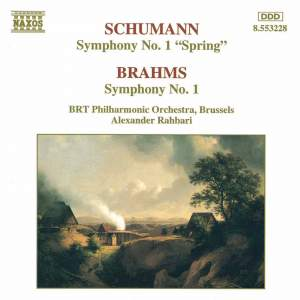 Schumann & Brahms - Symphony No. 1 Product Image