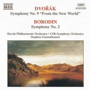 Dvorak: Symphony No. 9 & Borodin: Symphony No. 2 Product Image