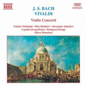 JS Bach & Vivaldi: Violin Concertos