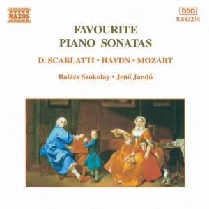 Favourite Piano Sonatas Product Image