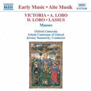 Victoria, Lasso, Lobo & Lobo: Masses