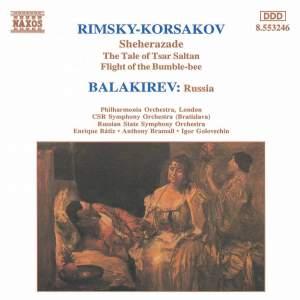 Rimsky Korsakov: Scheherazade & The Tale of Tsar Saltan Suite