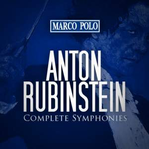 Rubinstein: Symphonies Nos. 1 - 6 Product Image