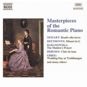 MASTERPIECES OF THE ROMANTIC PIANO Product Image