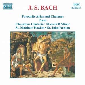 J. S. Bach: Favourite Arias And Choruses