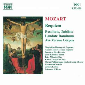 Mozart: Requiem and other choral works