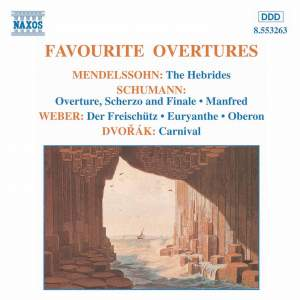 Favourite Overtures Product Image
