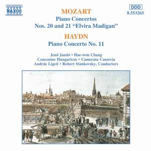 Mozart & Haydn: Piano Concertos Product Image