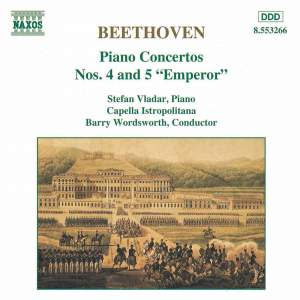 Beethoven: Piano Concertos Nos. 4 & 5 Product Image