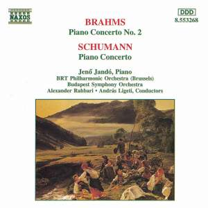 Brahms & Schumann - Piano Concertos Product Image