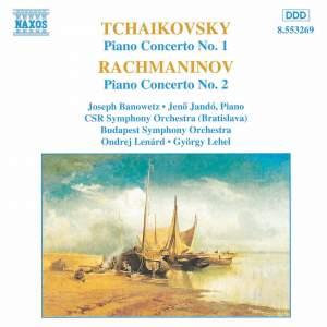 Tchaikovsky & Rachmaninov: Piano Concertos Product Image