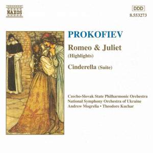 Prokofiev: Excerpts from Romeo & Juliet and Cinderella Suite No. 1 Product Image