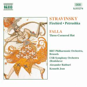 Stravinsky & Falla: The Three-Cornered Hat