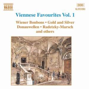 Viennese Favourites, Vol. 1