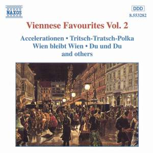 Viennese Favourites, Vol. 2