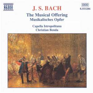 Bach, J S: Musical Offering, BWV1079 Product Image