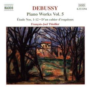 Debussy: Piano Works, Vol. 5 Product Image