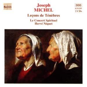 Michel, Joseph: Lecons De Tenebres