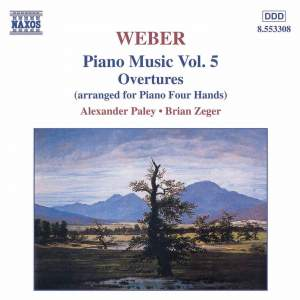 Weber: Piano Music Vol. 5 Product Image