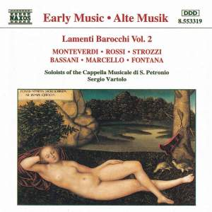 Lamenti Barocchi, Vol. 2
