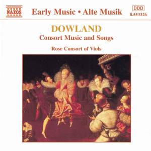 Dowland: Consort Music and Songs Product Image