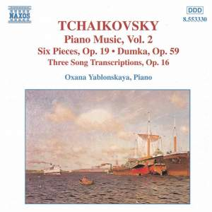 Tchaikovsky: Piano Music, Vol. 2