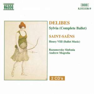 Delibes: Sylvia & Saint-Saëns: Henry VIII Product Image