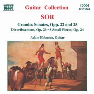 Sor: Sonatas & Pieces for Guitar Product Image