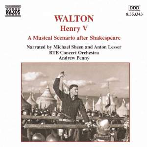 Walton: Henry V: A Shakespeare Scenario Product Image