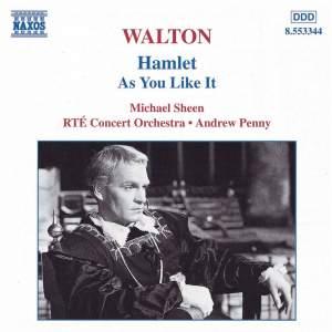 Walton: Hamlet & As You Like It Product Image