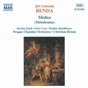 Benda, G: Medea