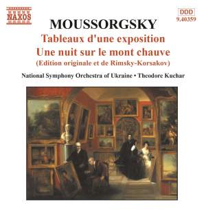 Mussorgsky: Orchestral Works