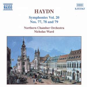 Haydn - Symphonies Volume 20 Product Image