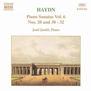 Haydn - Piano Sonatas Volume 6 Product Image
