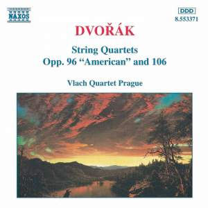 Dvorak - String Quartets Volume 1 Product Image