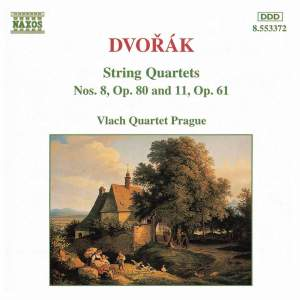 Dvorak - String Quartets Volume 2 Product Image