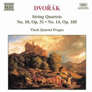 Dvorak - String Quartets Volume 4 Product Image