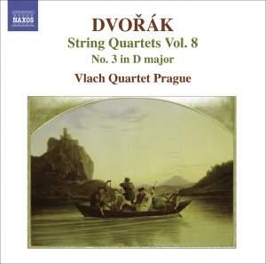 Dvorák - String Quartets Volume 8 Product Image