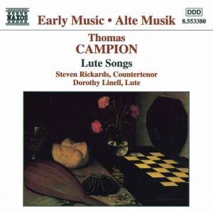 Thomas Campion: Lute Songs Product Image