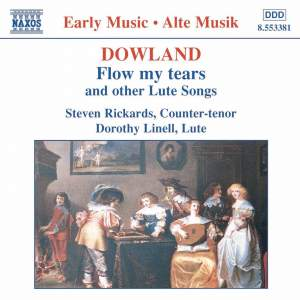 Dowland: Flow My Tears and other Lute Songs Product Image